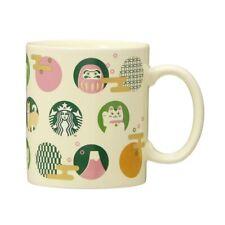 [STARBUCKS JAPAN] Mug Icons Green 355ml Summer Limited New Product Japan Limited