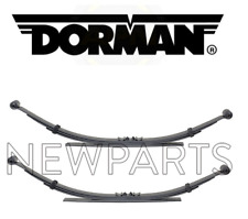 For Lincoln Mark LT Ford F-150 Set of 2 Rear Leaf Spring w/ Springs Code P