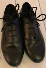 very fine ballroom dance shoes Black Boys Size 2.5