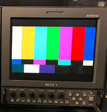 SONY LMD-9050 HD-SDI COLOR MONITORS w/  POWER ADAPTORS