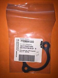 KTM Rally 450 SX SX-F 450 505 Exhaust Gasket Genuine 77336041000