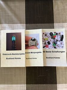 Elektronik Bücher Sammlung