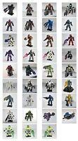 Halo Mega Bloks Toy Figures (Spartans, Covenant, UNSC Marines)
