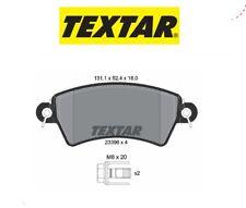 2339602 Kit pastiglie freno a disco ant.Peugeot (MARCA-TEXTAR)