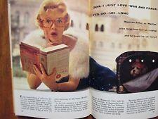 FEB-1961 TV Guide  (MAUREEN ARTHUR/GEORGE MAHARIS/THE BLUE ANGELS/JACKIE GLEASON