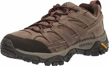 Merrell Moab 2 Prime Women Brindle Full Grain Leather with Rubber Sole Boot US 7