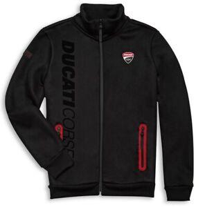 Ducati Corse Dc Track Fleece Jacket Sweatshirt Sweater New 2021