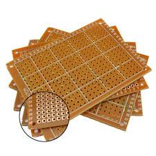 20pcs Diy Prototype Paper Pcb Universal Experiment Matrix Circuit Board 5x7cm