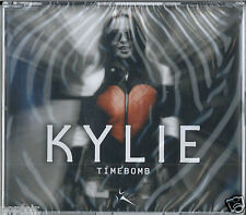 KYLIE MINOGUE - TIMEBOMB 2012 EU LIMIT ENHANCED CD SINGLE FACTORY SEALED CDR6874