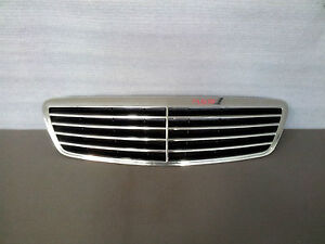 2000-2001 Mercedes Benz S-Class Front Radiator Grille A2208800383 OEM