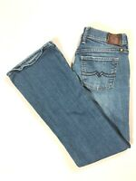 LUCKY BRAND Womens SWEET' N LOW Boot Cut Jeans Medium Wash Size 0 Ankle