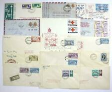 Used British Colonies & Territories First Day Cover Stamps