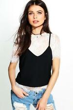 Boohoo Lace Tank, Cami Tops for Women