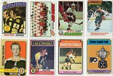 10 HOCKEY SUPER PACK 1 jersey or auto or serial#, YOUNG GUNS, 70s, 80s, STARS+++