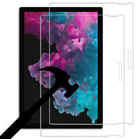 2 Pack- Microsoft Surface Pro 4 (2017) Premium Tempered Glass Screen Protector