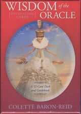 NEW Wisdom of the Oracle Divination Cards Ask and Know Colette Baron-Reid