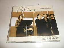 CD  Celine Dion* With Special Guests  Bee Gees, The*  – Immortality