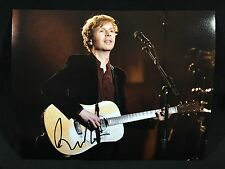 BECK HANSON SIGNED AUTOGRAPHED 8X10 PHOTO H SINGER MORNING PHASE Odelay COA