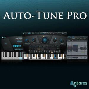 New Auto-Tune Access Plug-in Mac/WIN PC AAX VST AU eDelivery
