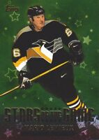 2001-02 Topps Stars of the Game Hockey Cards Pick From List