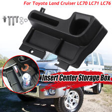 For Toyota Land Cruiser LC70 LC71 LC76 LC77 LC79 Car Center Console Storage Box