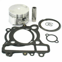 71MM FOR Yamaha XT 225 TTR 225 TTR 230 Cylinder Piston & Kit Top End Gasket