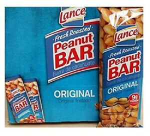 Lance Peanut Bar Original