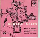 45TRS VINYL 7''/ FRENCH EP BERTHE SYLVA / FROU-FROU + 3