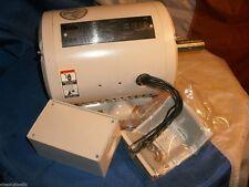 LINCOLN KM362 2 HP ODP AC MOTOR 1720 RPM 208-230/460V 60Hz 3 PH 145TC