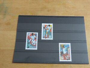 USA Briefmarken 1994 - Mi 2457 bis 245 Postfrisch ** Fussball meisterschaft  *2