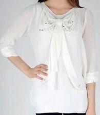 bo peep shirt By Living Doll White Size 12