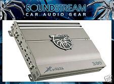 { Soundstream XTA360.4   4 Kanal Verstärker  720 Watt max