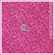 BonEful Fabric FQ Cotton Quilt Calico Sm Hot Pink Fuchsia Bright Texture Pattern