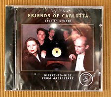 Friends of Carlotta , Live in Studio  ( CD_Audiophile Edition )