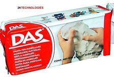 Das de aire de secado de modelado de arcilla-Blanco - 1000 Gramos Pack