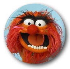 "Animal - 25mm 1"" Button Badge - Kids Retro TV Muppets"