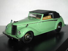 OXFORD DIECAST ARMSTRONG SIDDELEY GREEN 1/43 ASH002