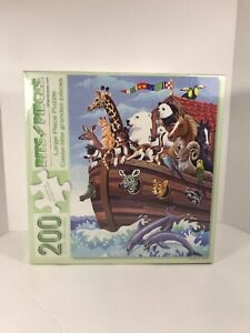 """200 Piece  Bits and pieces """"Noah's Ark"""" New. Sealed."""