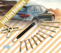 13 pcs Harmonic Balance Puller Set Gear Pulley Flywheel Remover Steering Wheel