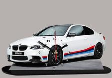 BMW M3 E92 -04, MINIATUR MODELLAUTOS in der Uhr
