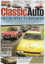 Classic Auto 2016 4 (10) aprile#Europeo Turismo,kkk