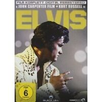 ELVIS - THE KING: SEIN LEBEN (REMASTERED)  DVD NEU