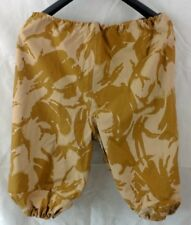 British Army Tropical wet weather over trousers MVP DDP tailored to shorts 92 cm