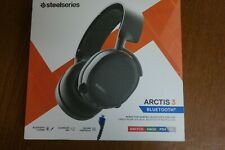 OEM SteelSeries Arctis 3 Bluetooth Stereo Gaming Headset 61509 Black (O)
