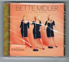 BETTE MIDLER - IT'S THE GIRLS ! - CD 15 TITRES - 2014 - NEW NEUF NEU