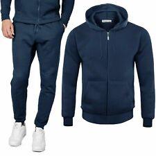 Tuta Uomo Pantaloni e Maglia con Cappuccio Sport Fitness GIROGAMA 6373IT