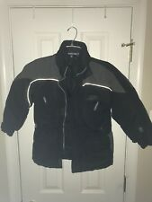 North Sportif Youth Boy's Black Winter Jacket Size 5
