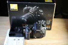 Nikon D7100  Digital SLR Camera BOXED AS NEW!