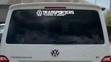 Vinilo Calcomanía Adhesivo VW Transporter Camper Van Dub t3 t4 t5 Etc