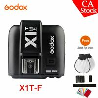 US Godox X1T-F TTL 2.4G X System Camera Flash Transmitter Trigger For Fujifilm